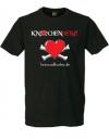 BoneHeart Print Shirt